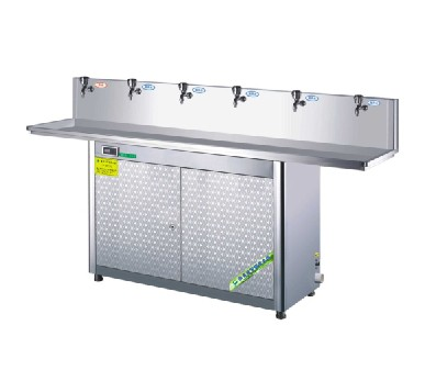 QJ-6B冰热饮水机